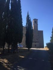 <p>San Giusto church in Volterra <br> Photo Credit: Aleksandra Sobczyk</p>