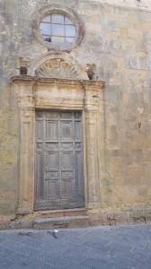 Outside of the Church of Saint Dalmazio