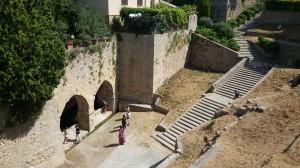 Perspective of Fonti de Felice