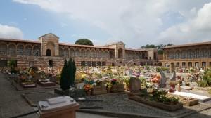 Volterra's cemetery
