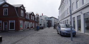 Iceland Streets
