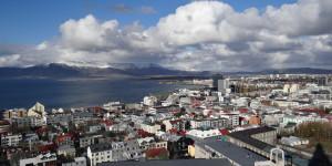 Views From hallgrímskirkja